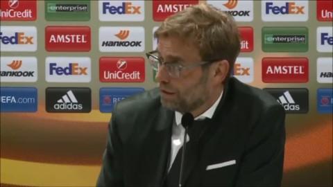 """Klopp trött på brittiska journalister: """"Borde visa Bundesliga mer respekt"""""""