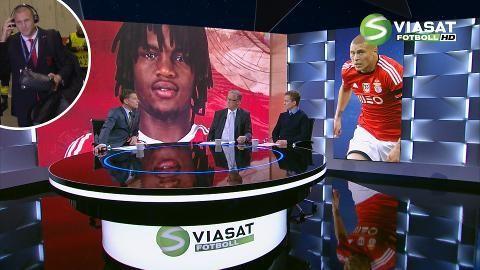 """Lagerbäck: """"En framtida världsspelare för Sverige"""""""