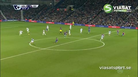 Mål: Berahino ökar på i krossen (3-0)