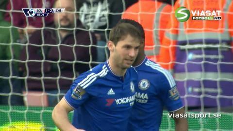 Mål: Ivanovic går upp ostört - Chelseas vändning fullbordad