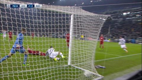 Mål: Juventus mäktiga upphämtning ett faktum efter Sturaros mål (2-2)