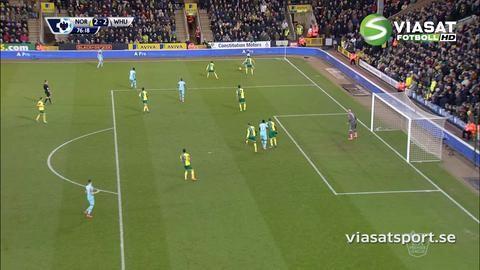 Mål: Noble dundrar in kvitteringen för West Ham (1-1)