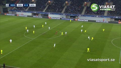 Mål: Solonummer när Draxler sätter sitt andra (0-2)