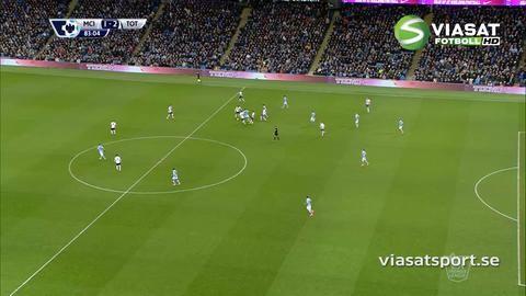 Mål: Spurs slår till igen - Eriksen nätar (1-2)