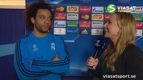 """Marcelo om relationen med Ronaldo: """"Det är enkelt för mig..."""""""