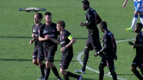 Midtjylland ökar på till 2-0 - tungt för Göteborg