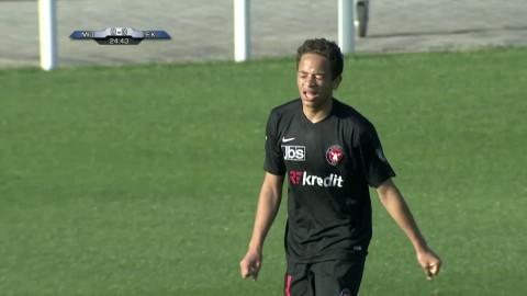 Midtjylland tar vara på Alvbåges retur - gör 1-0