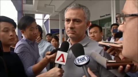 """Mourinho om framtiden: """"Jag saknar fotbollen"""""""