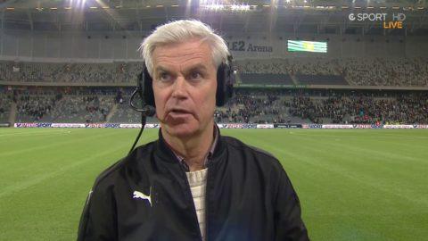 """Nannes hyllning: """"Påminner om Alvaro Santos debut"""""""