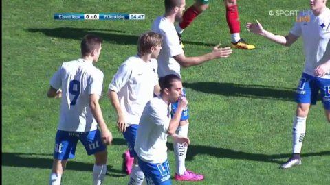 Nyman ger Norrköping 1-0 mot Lokomotiv Moskva