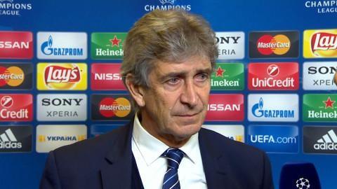"""Pellegrini efter segern: """"Vi hade några stunder av tvivel"""""""