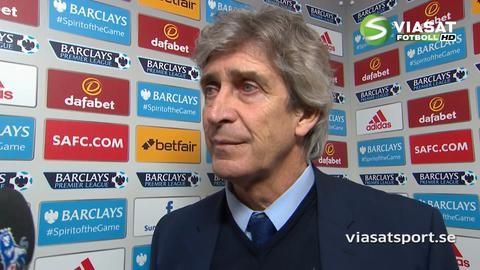 """Pellegrini: """"Min framtid ligger i nästa match"""""""