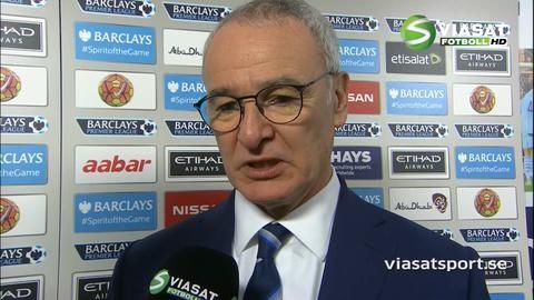 """Ranieri efter nya skalpen: """"Spelarna är som bröder"""""""