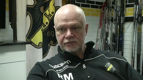 Roger Melin om spelglädjen och varför det går så bra för AIK