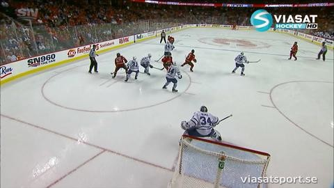 Sammandrag: Calgary-Toronto 4-3