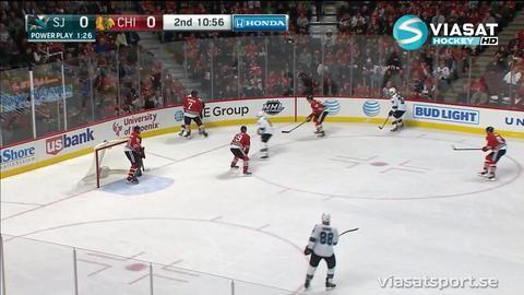 Sammandrag: Chicago-San José 0-2