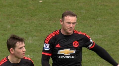 Sammandrag: Chockseger för Sunderland mot Manchester United