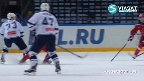 Sammandrag: Dynamo starkast i Moskva-derbyt