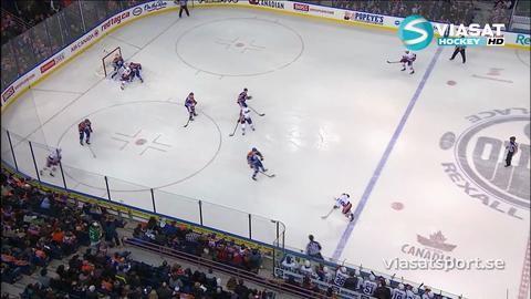 Sammandrag: Edmonton-New York Islanders: 3-1