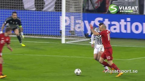 Sammandrag: Juventus mäktiga upphämtning bäddar för rysarretur (2-2)