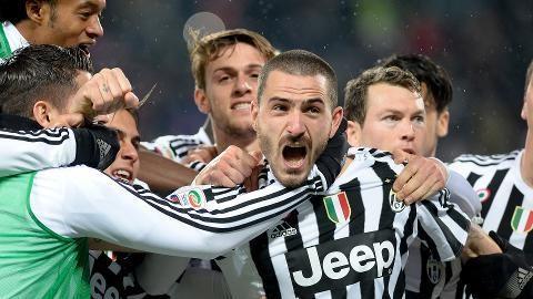 Sammandrag: Juventus segrade i Derby d'Italia
