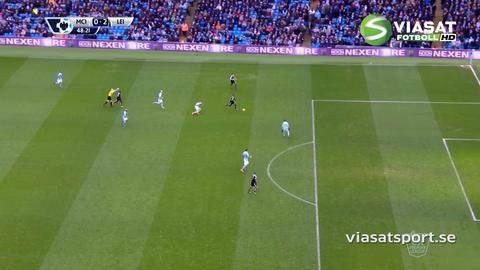 Sammandrag: Leicester sänkte City i seriefinalen
