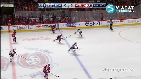 Sammandrag: Montreal-Edmonton (5-1)