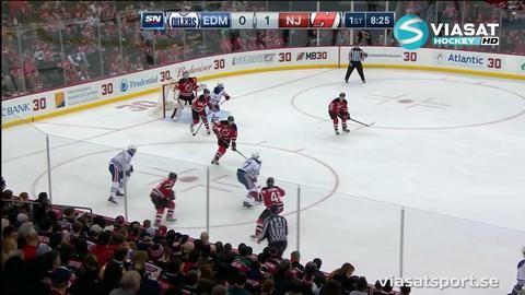 Sammandrag: NJ Devils-Edmonton 2-1