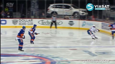 Sammandrag: NY Islanders-Edmonton 8-1