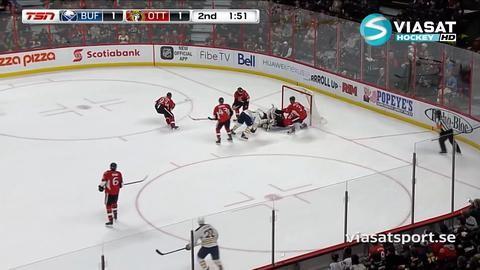 Sammandrag: Ottawa - Buffalo 2-1 (S/O)