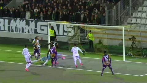 Sammandrag: Paulinho avgjorde när Häcken derbyvann mot Gais