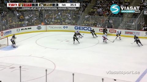 Sammandrag: Pittsburgh-Ottawa: 6-5