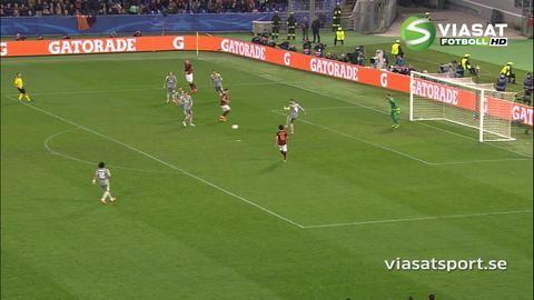 Sammandrag: Ronaldos kanon bakom segern mot Roma