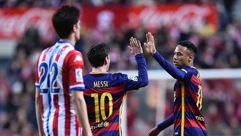 Sammandrag: Sporting Gijon-Barcelona 1-3