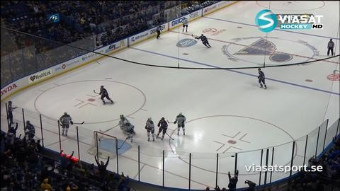 Sammandrag: St. Louis - Dallas 2-1 (OT)