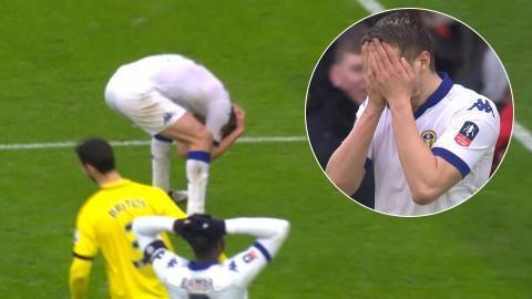 Sammandrag: Ute ur FA-cupen efter ödestigert självmål