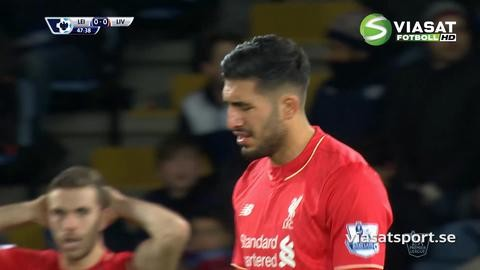 Sammandrag: Vardy sänkte Liverpool med drömmål
