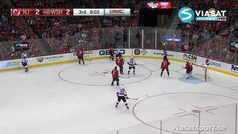 Sammandrag: Washington-NJ Devils 4-3