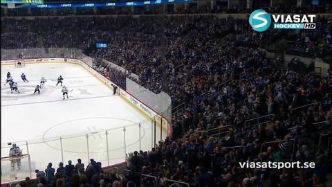 Sammandrag: Winnipeg-Dallas (3-5)