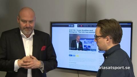 Video: Holmgren tittar närmare på svenskarnas trejder