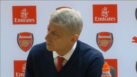 """Wenger: """"Nu är vi med i titelstriden"""""""