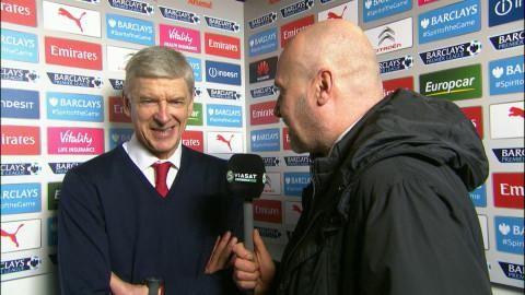 """Wenger: """"Vi hade mycket energi och vilja"""""""