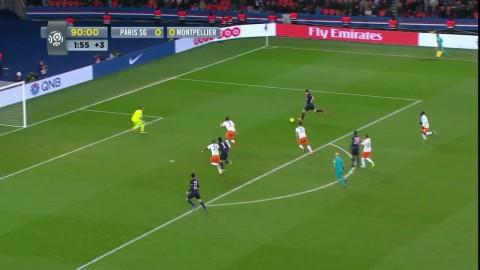 Här missar inbytte Zlatan drömläge för PSG