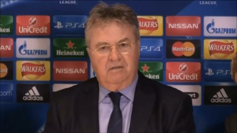 """Hiddink hyllar Zlatan: """"Han är bossen i laget"""""""