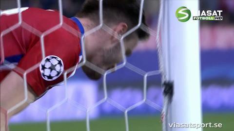 Höjdpunkt: Hela straffavgörandet mellan Atlético och PSV
