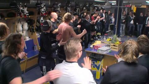 Höjdpunkter: HV71 klara för kvartsfinal