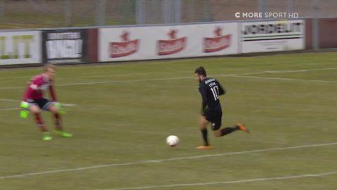 Höjdpunkter: Randers besegrade IFK Göteborg