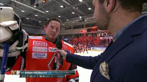 "Honken Karlskronas kvalhjälte: ""Så himla glad"""