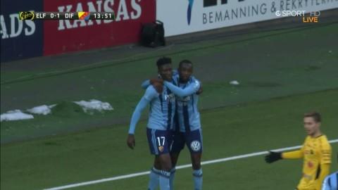 ''Ingenjören'' smäller in 1-0 till Djurgården