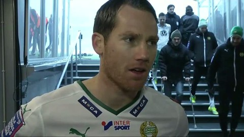 "Johan ""Sheriffen"" Persson: ""Klart bättre än Djurgården"""